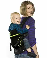 Manduca Baby Carrier NewStyle & BlackLine